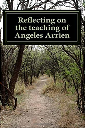 Book Reflecting on the teaching of Angeles Arrien: From A to Z by Mickey Eliason (2016-03-29)