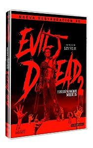 Evil dead 2 (terroríficamente muertos) - DVD