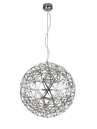 pendant lighting stainless steel. kiven sparking stars lights modern style globle shade stainless steel design led pendant light hanging lighting d
