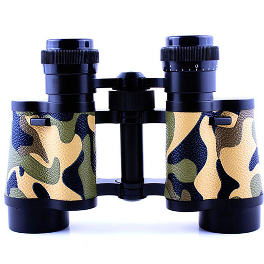DOT Camouflage 8X30 Compact and Waterproof Binoculars for Adults to Birdwatching Theaters Concert Hiking Camping Best Gift by DOT