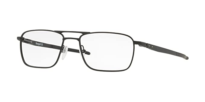 Oakley Gauge 5.2 Truss Ox5127 512701 Cal.51 Nero Black Eyeglasses Sehbrille Uomo 28xNiSJZg