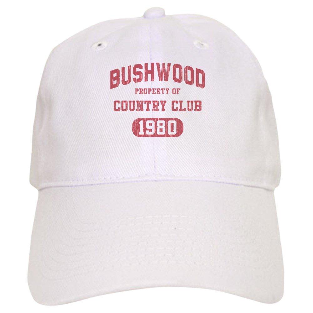 d417715440b4a Amazon.com  CafePress - Vintage Bushwood CC Caddyshack - Baseball Cap with Adjustable  Closure