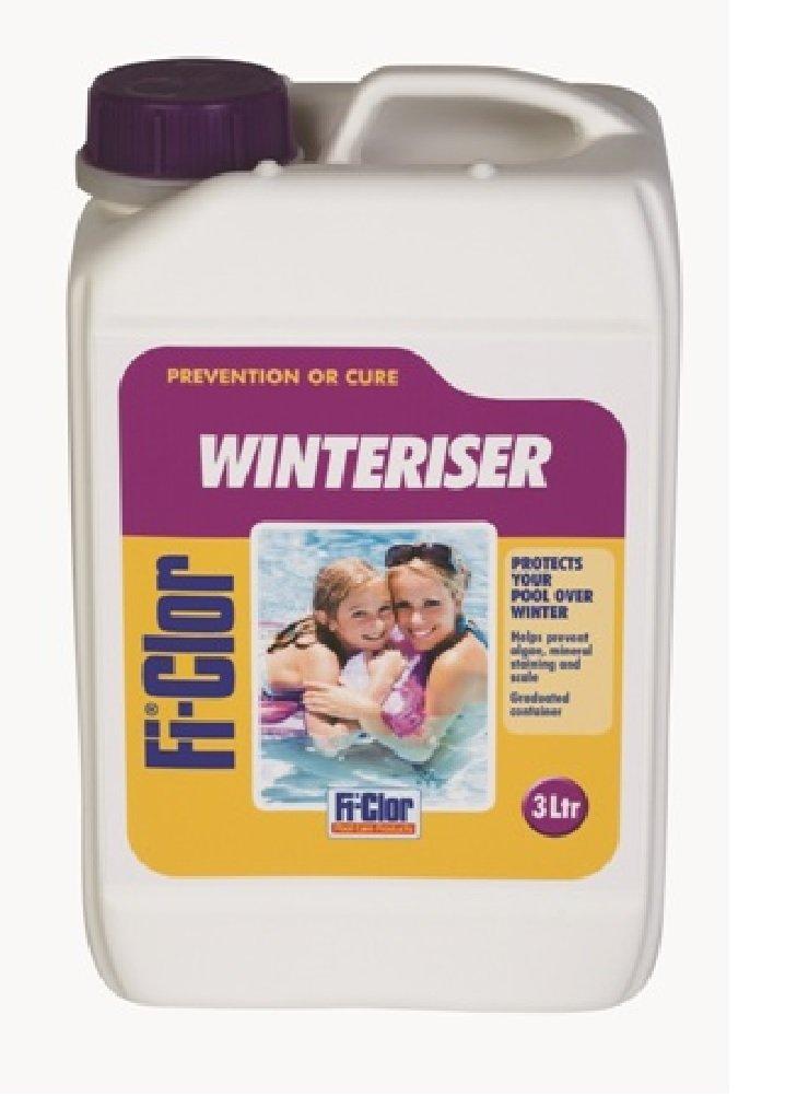 Fi-clor Swimming Pool Algicide Winteriser 3ltr