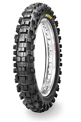 Maxxis M7312 Maxxcross SI Rear Tire - 100/90-19