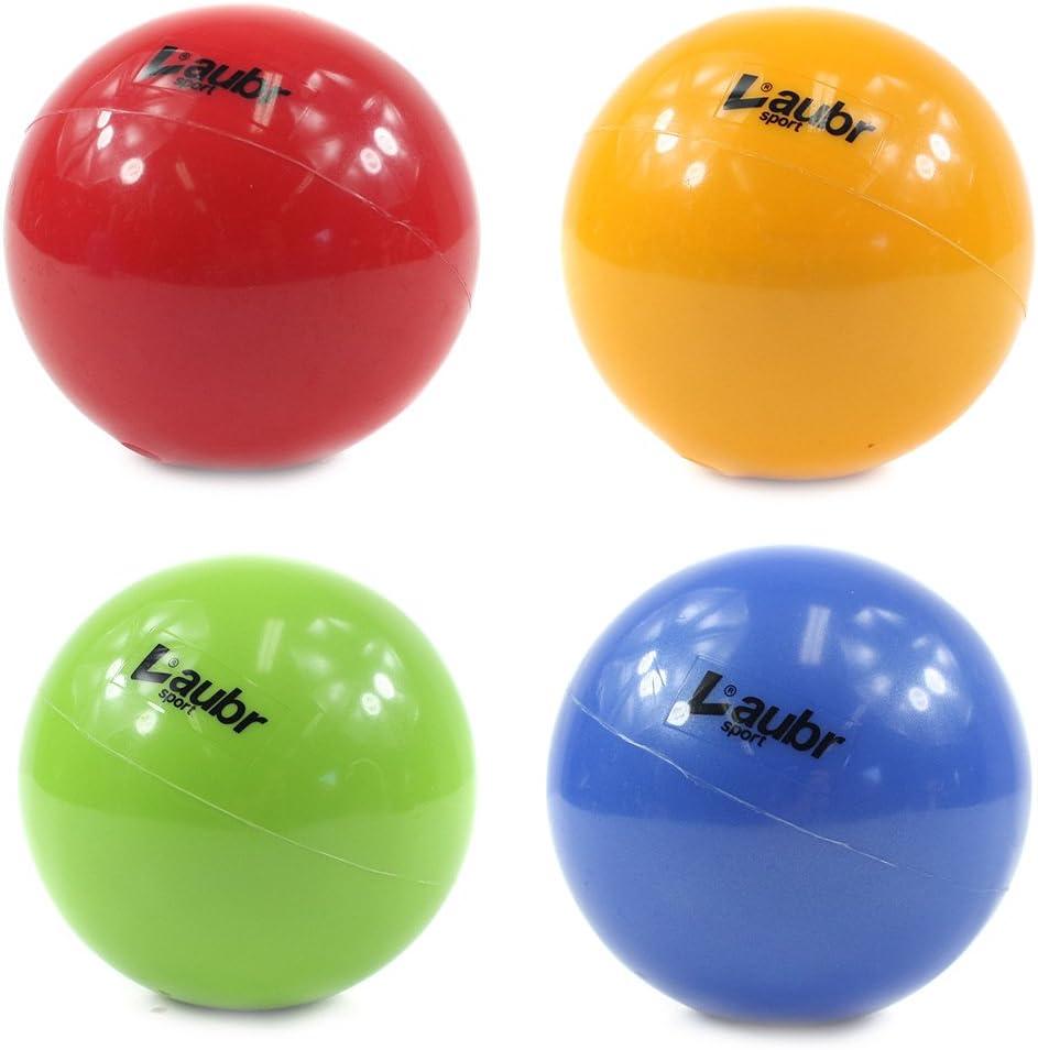 Pilates – Pelota, pelota 0,5 kg 10 cm laubr Sport: Amazon.es ...