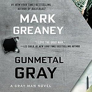 Gunmetal Gray Hörbuch