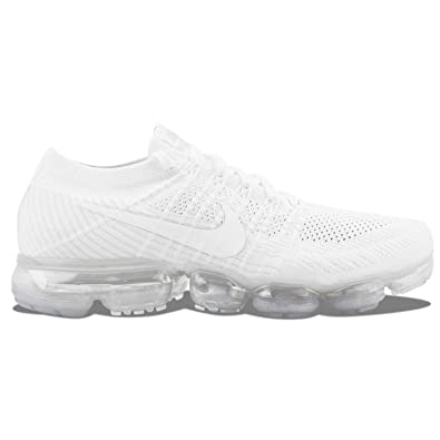 nike vapormax flyknit homme blanche