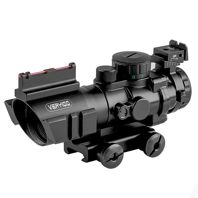 出血カバー位置するVector Optics 1倍 ドットサイト t1 20mm レイル対応 ハイマウント 付属 実銃対応 Nautilus SCRD-26