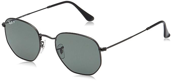 RAY-BAN 0Rb3548N Gafas de sol, Black, 54 para Hombre