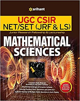 Buy UGC NET Mathematical Sciences Book Online at Low Prices in India
