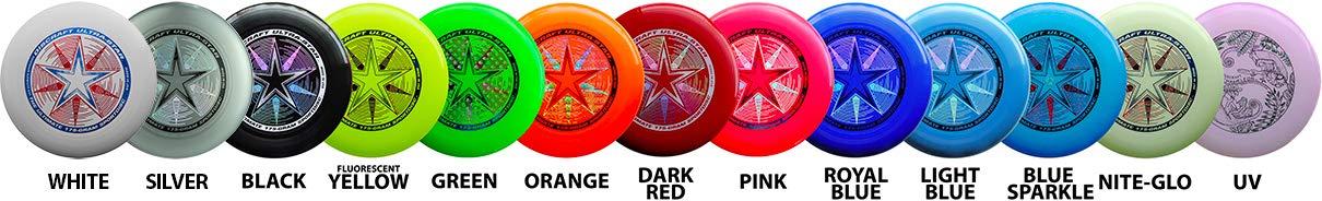 Pink 175g Discraft Ultra Star Sport Disc