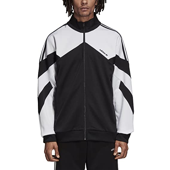 c8c53061ee Adidas Men Originals Palmeston Track Jacket at Amazon Men's Clothing ...