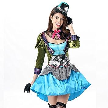 Hallowmax Disfraz de Halloween de Mujeres 06c5c1198a0