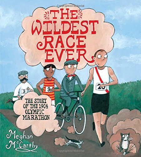 The Wildest Race Ever: The Story of the 1904 Olympic Marathon by Simon & Schuster/Paula Wiseman Books (Image #8)