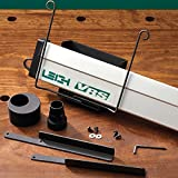 Vacuum and Router Support for Leigh Super 12″ Dovetail Jig