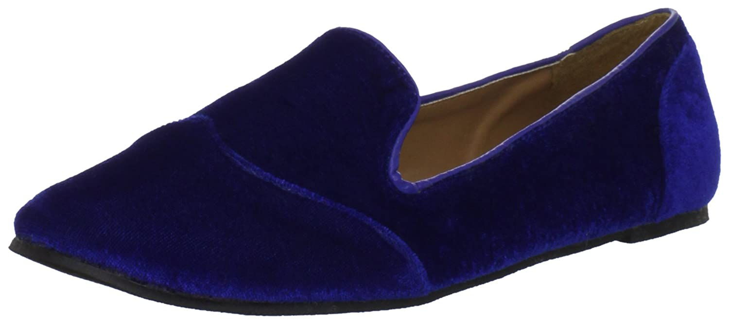 Bootsi Tootsi Women's Smoking Solid Loafer