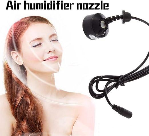 Lorenlli Mist Maker Water Fountain Pond Atomizer Air Humidifier Easy to Operate Garden Outdoor Sprayer Tool