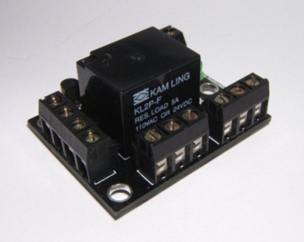 DPDT Relais Projekt selbst, Kit mit 5 VDC DPDT: Amazon.de: Computer ...