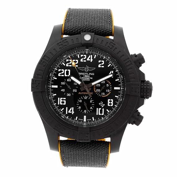 Breitling Avenger automatic-self-wind Mens Reloj xb1210 (Certificado) de segunda mano: Breitling: Amazon.es: Relojes