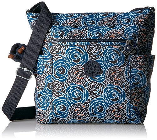Kipling Melvin Printed Hobo Crossbody Bag by Kipling
