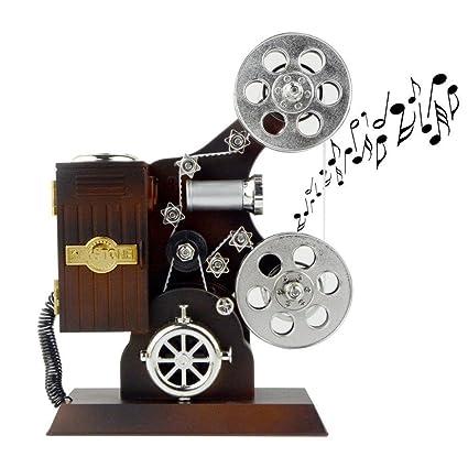 Música temáticas El proyector de la caja de música: Amazon.es ...