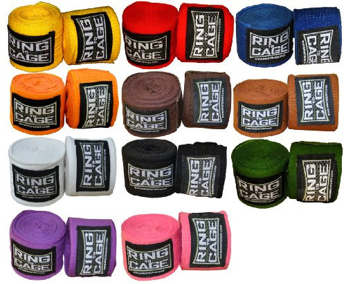 "Mexican stretch 180"" handwraps"