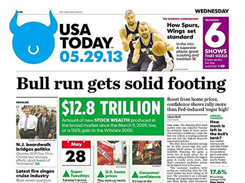Best Price for USA Today Newspaper Subscription