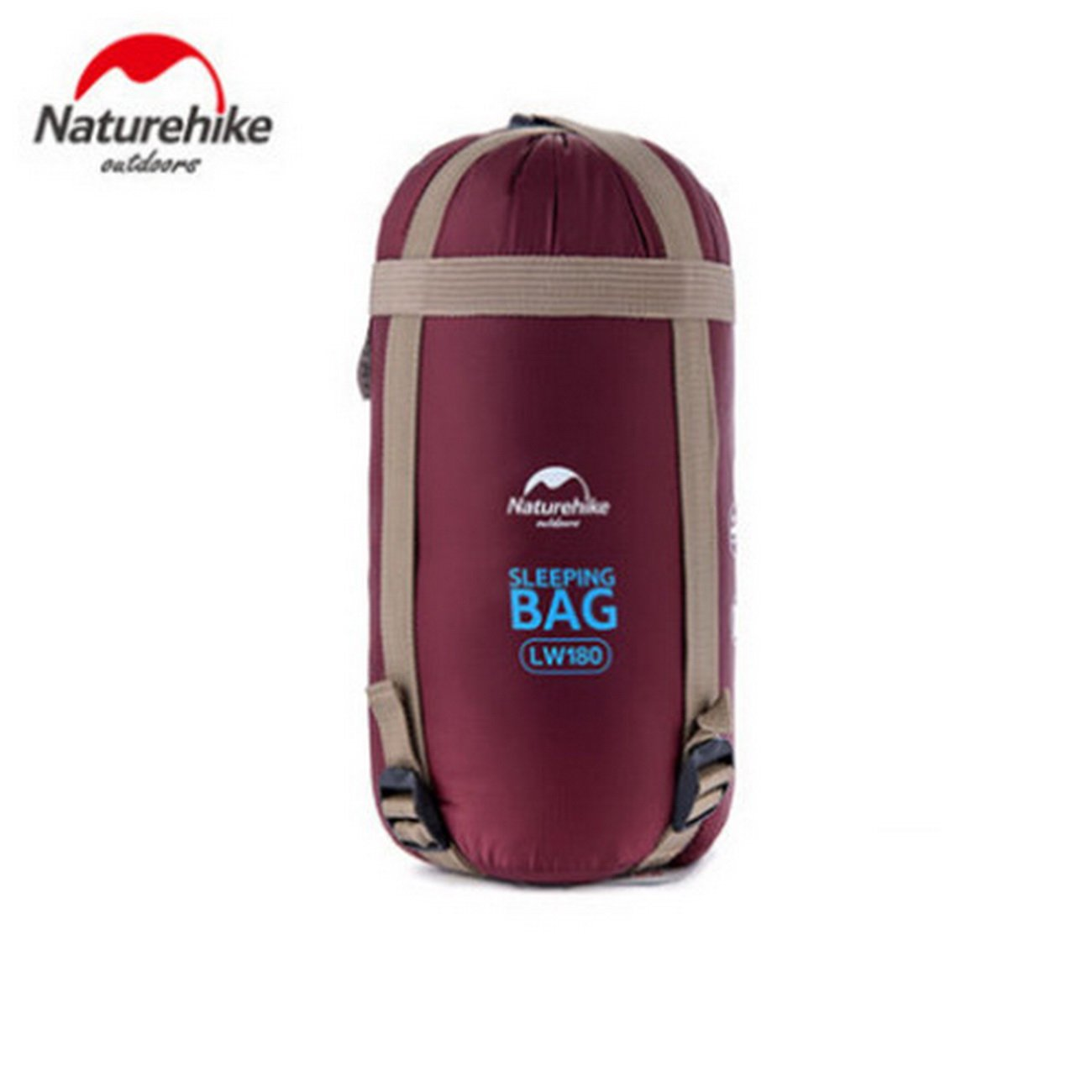 NatureHike 75 x 29.5 Mini Outdoor Ultralight Envelope Sleeping Bag Ultra-small Size For Camping Hiking Climbing NH15S003-D