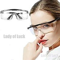 Gafas Protectoras, Lentes de Seguridad Antivaho Prueba