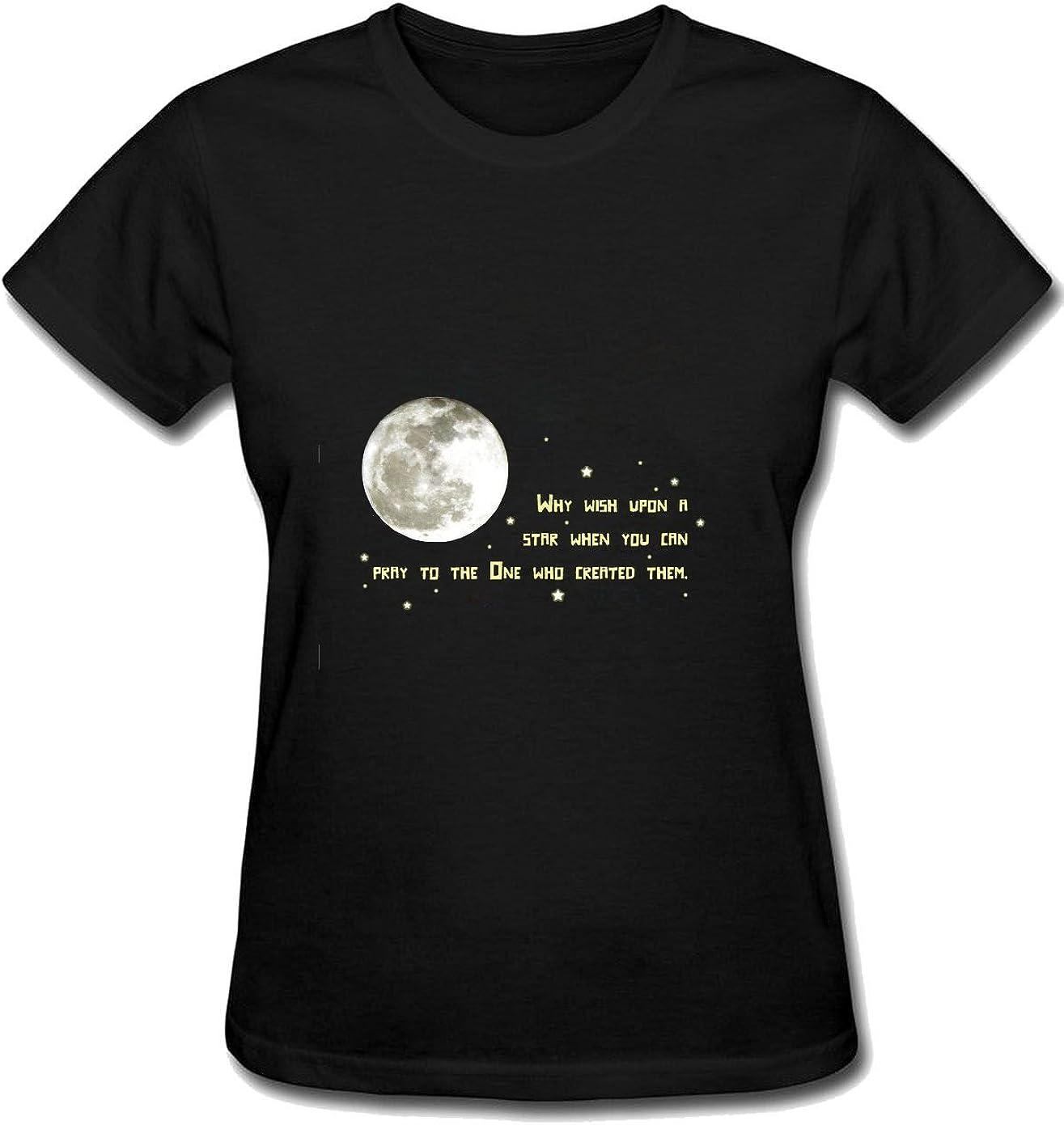 Iron Maiden Tool Women's Moon Sayings Pretty T-Shirt
