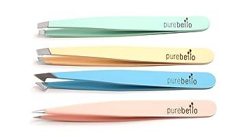 Amazon.com: Purebello juego de 4 piezas de acero inoxidable ...