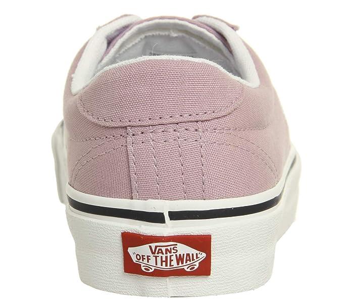 17512950c29 Vans Court Icon Trainers Black  Amazon.co.uk  Shoes   Bags