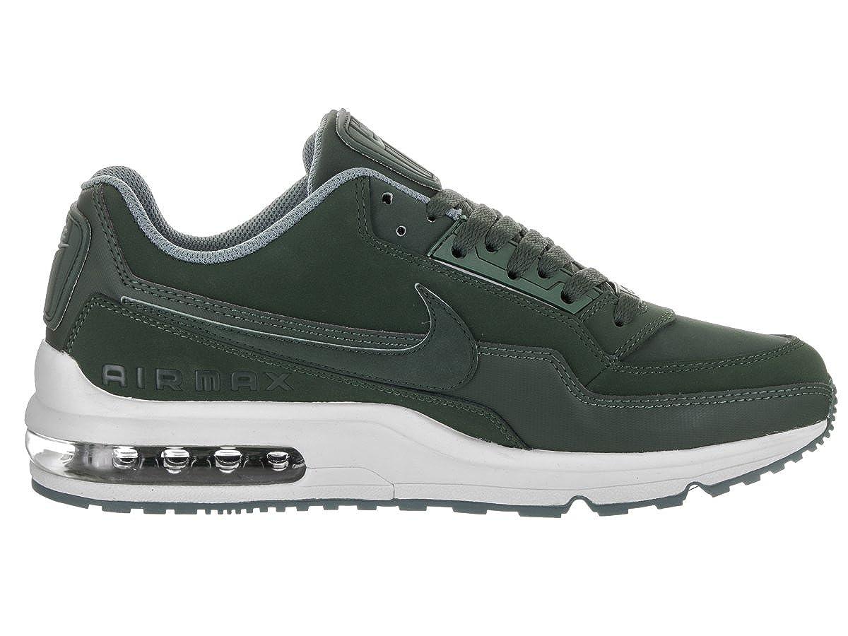 NIKE Mens Air Max LTD 3 Cnnn HST Running Shoe ,Grove GreenGrove Green,4 D(M) US