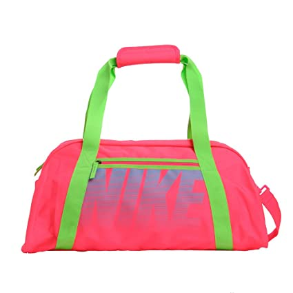 3e23d54474e0 Image Unavailable. Image not available for. Color  Nike Women s Gym Club  Duffel Bag Hyper Pink Action ...