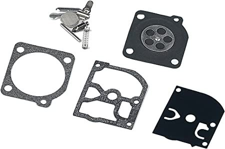 Amazon.com: HIPA Carburador Rebuild Kit rb-38 para Stihl 025 ...