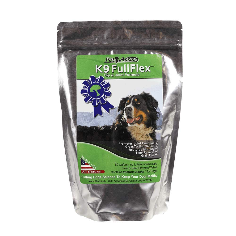K9 Fullflex For Dogs , Hip & Joint Support (Over 40 lbs (Over 18.14 kg ))