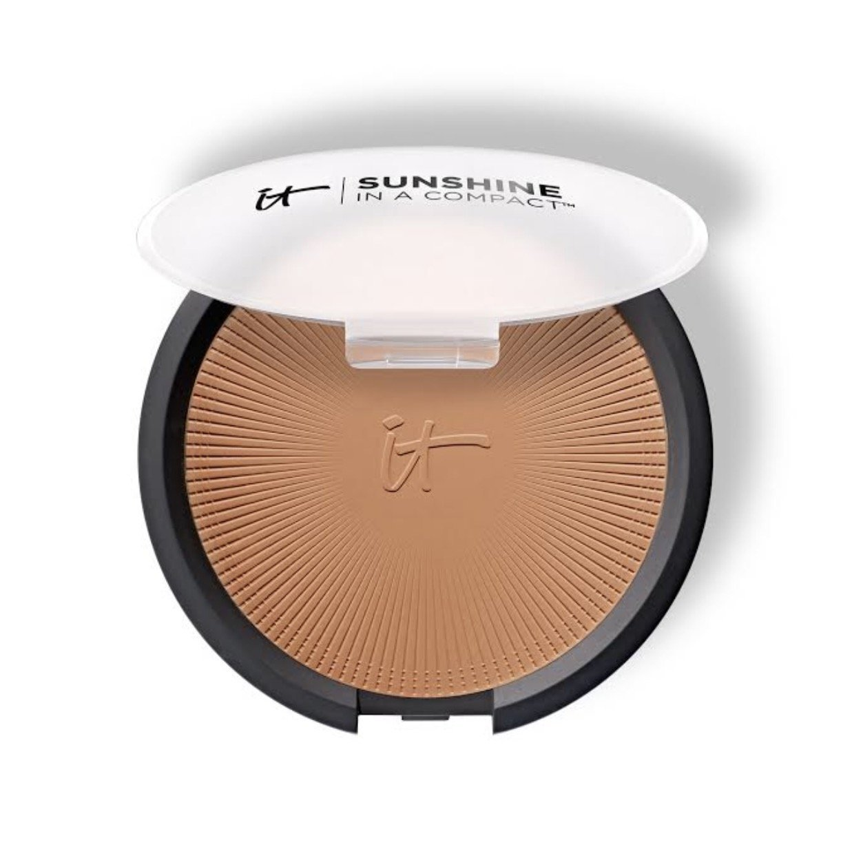 It Cosmetics Sunshine In A Compact Vitality Anti Aging Matte Bronzer 0.57 oz