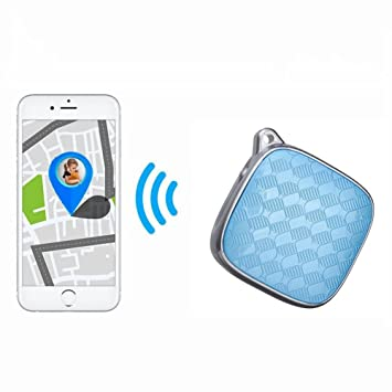 BaiShaTu Mini GPS Tracker 2G impermeable GPS Monitor y ...