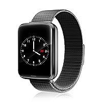 Deals on Chriffer IP67 Waterproof Smartwatch of Milanese Loop
