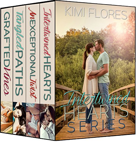Intertwined Hearts Series (4 book collection): (Intertwined Hearts, An Exceptional Twist, Tangled Paths & Grafted Vines) (Tangled Vines)