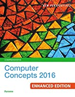New Perspectives Computer Concepts 2016 Enhanced, Comprehensive, 19th Edition Front Cover