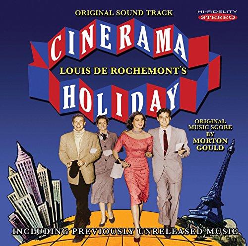 CD : Cinerama Symphony Orchestra - Cinerama Holiday (CD)
