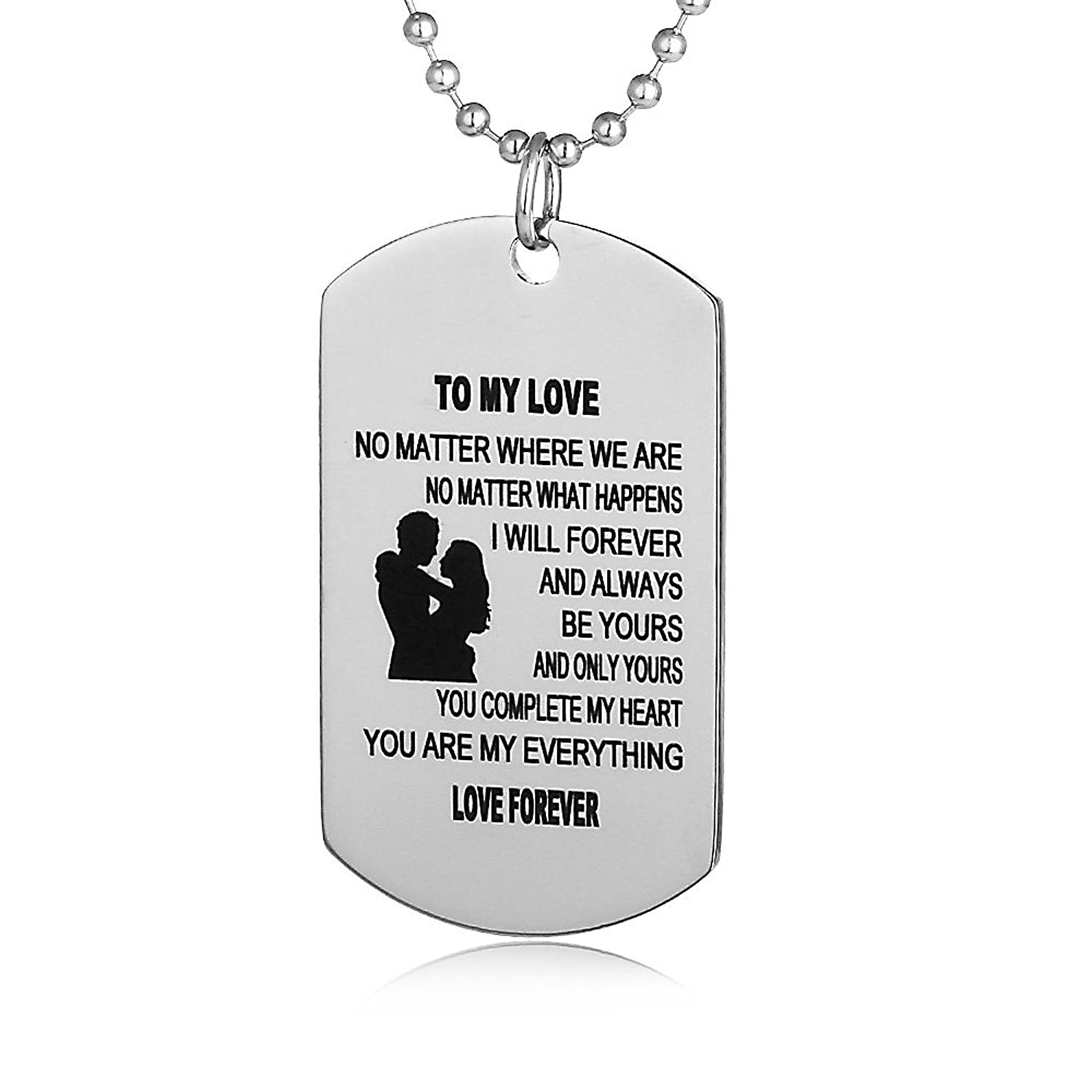 bm large joyofdads and husband wife necklace my com to front
