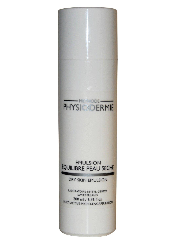 Physiodermie Dry Skin Emulsion 200 ml / 6.76 fl.oz - SALON FRESH NEW by METHODE PHYSIODERMIE (Image #1)