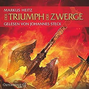Der Triumph der Zwerge (Die Zwerge 5) Audiobook