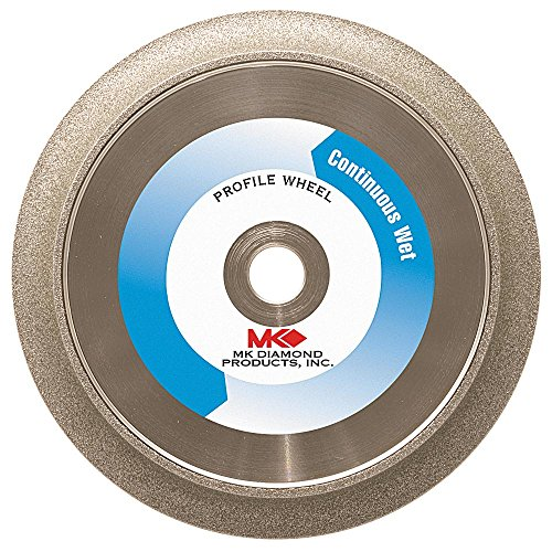 MK Diamond 152614 6-Inch Ogee Electroplated Profile - Ogee Wheel Profile