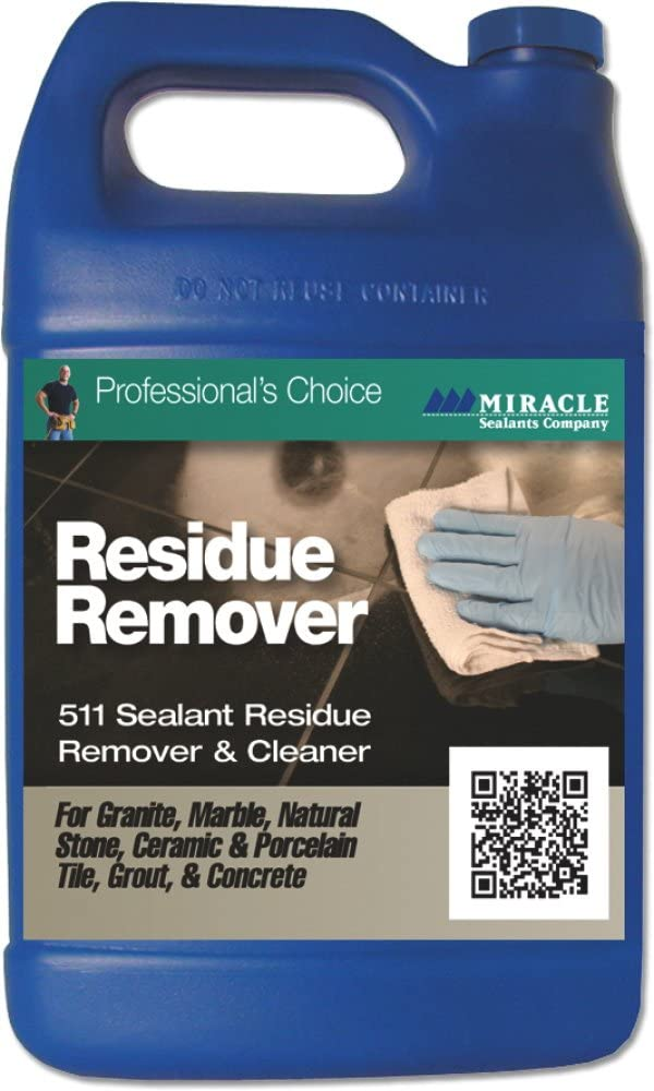 Miracle Sealants RESREMGAL4 Residue Remover Cleaners, Gallon