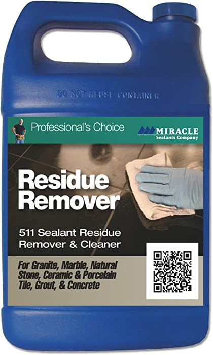The Best Miracle Residue Remover
