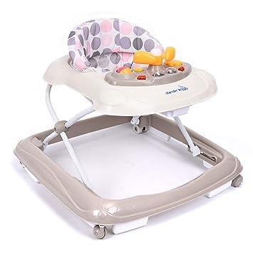 Amazon.com: Wonder Buggy - Andador para bebé, plegable, con ...