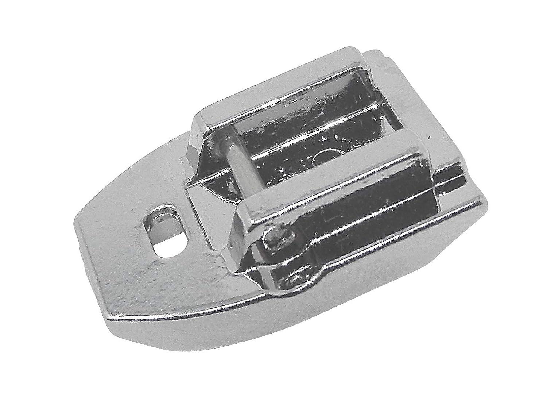 Rei/ßverschlussfu/ß und nahtverdeckter Metall Rei/ßverschlussfu/ß f/ür Singer Tradition Line N/ähmaschinen